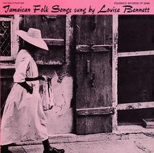 Louise Bennett - Jamaican Folk Songs [New CD]