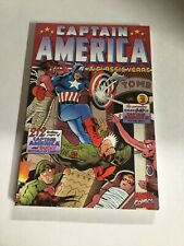 Captain America The Classic Years Nm Near Mint Marvel Comics SC TPB