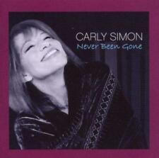 CARLY SIMON - NEVER BEEN GONE (New & Sealed) CD Inc Classic Tracks Re-Recorded
