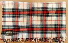 Pure Lambswool Throw Blanket, by Early's of Witney, England, Softest