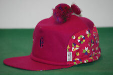 CONTE OF FLORENCE earflap Cover Cap Hat ITALY snapback thermore tactel pon pon
