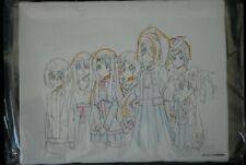 japan k) Zombie Land Saga Exhibition Goods: Canvas Art (1)
