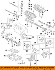91212R70A02 Acura Honda OEM Engine Crankshaft Crank Seal