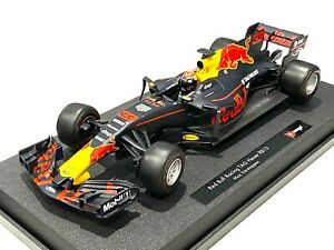 BBURAGO 1:18 Aston Martin Red Bull RB13 FORMULA F1 Max Verstappen Model CAR #33