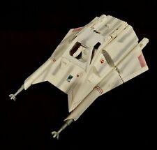 KENNER 1997 Star Wars EMPIRE STRIKES BACK SNOW SPEEDER w/pilot, missile,working