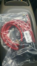 VW Bug Bus Ghia Thing Taylor 8mm Red Ignition Spark Plug Wires  AC998034b