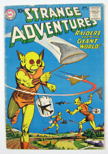 Strange Adventures Silver Age Comic Book #119  1960 DC Raider from Giant World