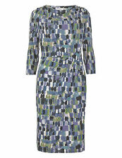 Marks and Spencer Women's Polyester Stretch, Bodycon Dresses