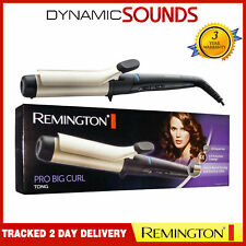 Remington CI5338 Pro Big Curl Hair Curling Tong 210°C - Black/Gold