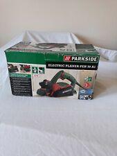 Parkside Electric Planer PEH 30A1 - 750W - 230V