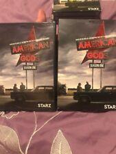 American Gods (season 1),New DVD, Ian McShane, Emily Browning, Pablo Schreiber,