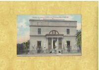 GA Savannah 1910 antique postcard TELFAIR ART SCIENCE ACADEMY GEORGIA