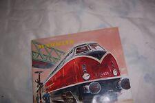 Marklin catalog 1957