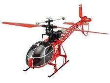 RC Hubschrauber, Helikopter LAMA 4 Kanal, 2,4 GHz 51cm inkl Lipo Akku NEU