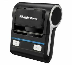 Thermal Printer POS Bluetooth 80mm Portable Wireless USB Ticket Receipt Machine