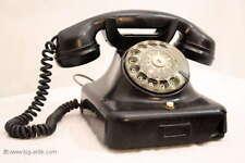 Tolles antikes Telefon / Bakelittelefon / Cheftelefon / Telephon / Fon Bakelit