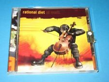 Rational Diet / At Work (Italy 2008, AltrOck ALT 004) - CD