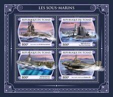 Chad 2017  Submarines S2017-11