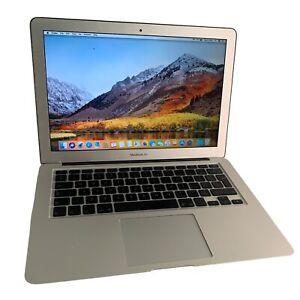 "Apple MacBook Air A1369 13.3"" INTEL CORE 2 Duo 2GB RAM 256GB SSD NVIDIA GeForce"