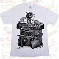 DJ POPEYE White T-Shirt