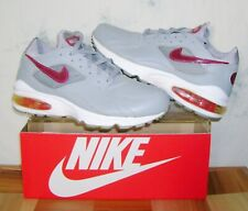 Vtg DS NIKE AIR MAX 93 Leather Sz 8.5 Shoes Collector Sneaker History FAST SHIP