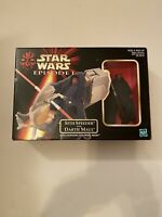 Star Wars Episode 1 Sith Speeder and Darth Maul Launching Sith Probe Droid