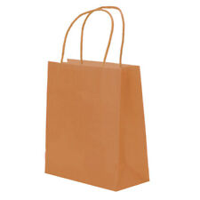 More details for 50 colour twist handle paper party and gift carrier bag / bags rope handles with