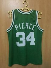 NBA BOSTON CELTICS BASKETBALL SHIRT JERSEY CHAMPION PAUL PIERCE #34