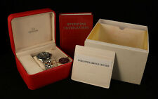 Omega Seamaster Professional Chronometer, 300m 2531.80 Automatic 41mm with Box a