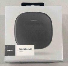 BOSE SOUNDLINK MICRO BLUETOOTH SPEAKER 783342-0100 BLACK !!