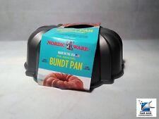 Nordic Ware The Original Bundt Pan 14.5 Cup Capacity New Nonstick Coated Cast
