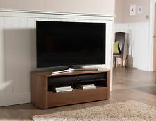 Alphason Hugo TV Stand in Walnut 1260mm