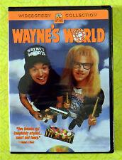 Wayne's World ~ New DVD Movie ~ 1992 Mike Myers Dana Carvey Comedy ~ SNL