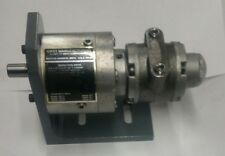 GAST #(1UP-NRV-4-GR11)  15:1 RATIO PNEUMATIC ROTARY MOTOR