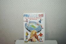DVD  FRANCE 98 LA COUPE DU MONDE DU SIECLE  TF1 VIDEO VINTAGE 1999