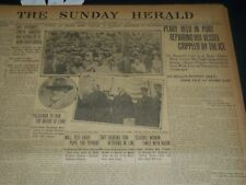1909 SEPTEMBER 12 THE BOSTON HERALD - PEARY HELD IN PORT - TAFT REVIEWS - BH 200