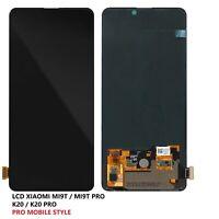 VITRE TACTILE ORIGINALE LCD XIAOMI REDMI MI 9T MI9T PRO / MI9T / K20 / K20 PRO