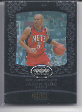 2007-2008 Topps Echelon Basketball Jason Kidd  N J Nets Base Card #562/999