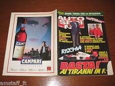 AUTOSPRINT 1989/40=GUIDA RALLY SANREMO=RENAULT 21=LA NUOVA FIAT UNO=