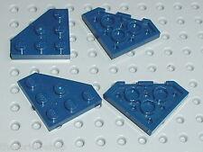 LEGO Star Wars NavyBlue plate ref 2450 / set 7283 7751 8635 8016 10195 7256
