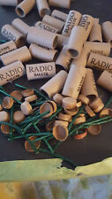 Pyro Kit 25 Radio Salutes 5/8 X 1 1/2 Fuse And Ends Included No Powder