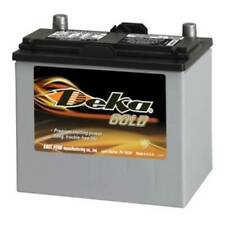 Deka Gold Car Battery MX5 Mazda 8AMU1R Vented
