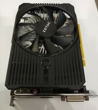 ZOTAC NVIDIA GeForce GTX 1050 TI Mini 4GB GDDR5 Graphic Card (ZT-P10510A-10L)