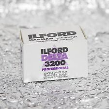 *NEW* Ilford Delta 3200 35mm (36 exp) film