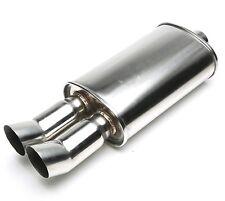 Tubo de escape deportivo,silenciador,silenciador,silenciador,Universal DTM look