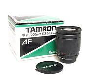 Tamron AF 3,8-5,6/28-200mm Aspherical für Nikon AF