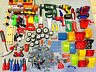 Kids Construction Plastic Toys Pieces Tools & Accessories Bundle