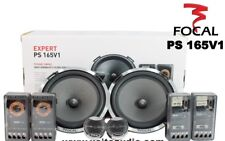 NEW Focal PS165V1 EXPERT Performance Component 6.5 FREE WORLD WIDE EMS SHIPPING!