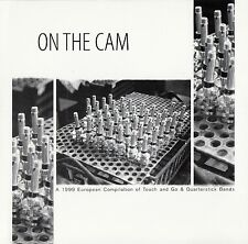 ON THE CAM, A 1999 EUROPEAN COMPILATION OF TOUCH AND GO & QUARTERSTICK BANDS, CD