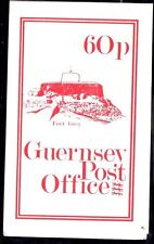 Guernsey - 1981 Definitives coins - Mi. booklet MH 14 MNH